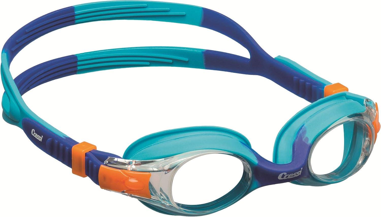 Cressi Dolphin 2.0 Gafas, Unisex niños