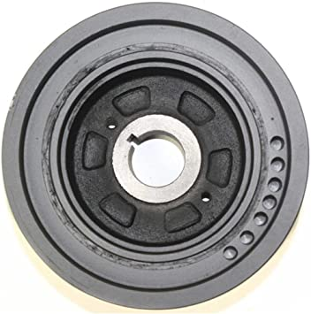 Direct Fit Steel Harmonic Balancer for Infiniti QX4 Nissan Pathfinder