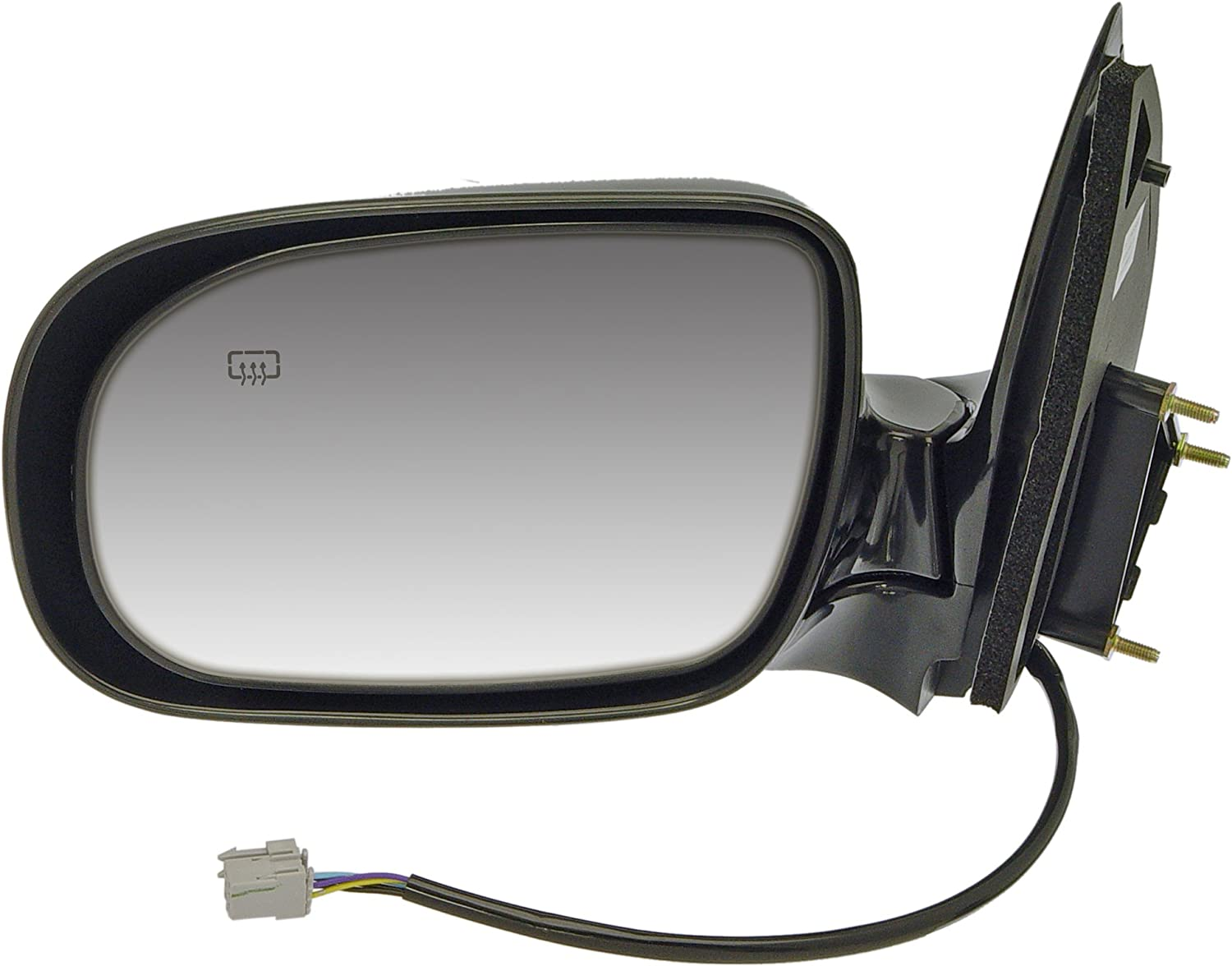 Dorman 955-057 Chevrolet//Oldsmobile//Pontiac Heated Power Replacement Driver Side Mirror