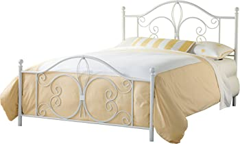 Hillsdale Furniture Ruby Queen Bed with Bedframe