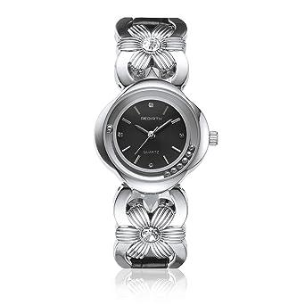 2eb73b6a1f3 Christmas Gifts Top Rebirth Flower Diamond Design Gold Watches Women  Stainless Steel Wrist Watches Girls Bracelet Watch Ladies Wrist Watch Female  ...