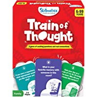 Skillmatics Card Game: Train of Thought | Super Fun & Interactive for Family Game Night | Gifts for All Ages 6-99…
