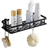 Hoomtaook Estante Ducha Cesta de Ducha Estante de Rectangular Almacenaje para baño Cocina Bandeja de Ducha Adhesiva con…