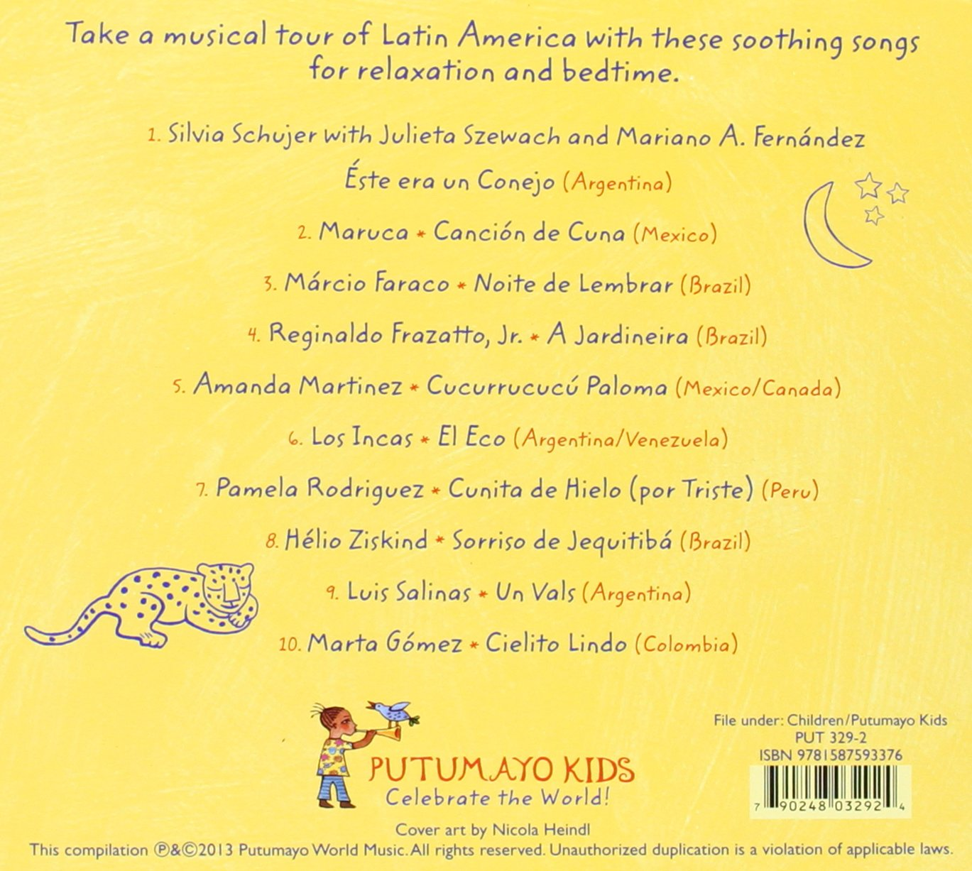 Latin Dreamland: Putumayo: Amazon.es: Música