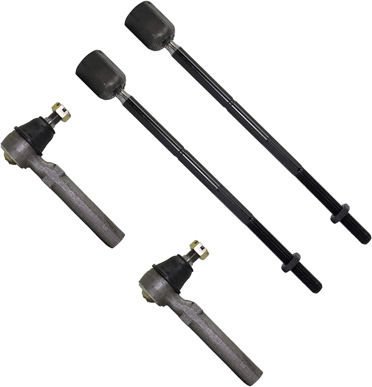 2 Front Lower Ball Joints for 1994 1995 1996 1997 1998 1999 2000 2001 2002 2003 2004 Ford Mustang Detroit Axle Pair