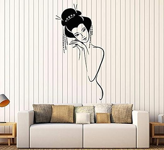 Japanese LOVE Modern Vinyl  Decal Sticker Wall Home Decor
