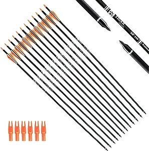 Tiger Archery 30Inch Carbon Arrow