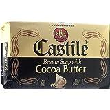 Castile Beauty Soap w/ Cocoa Butter 3.9 oz.