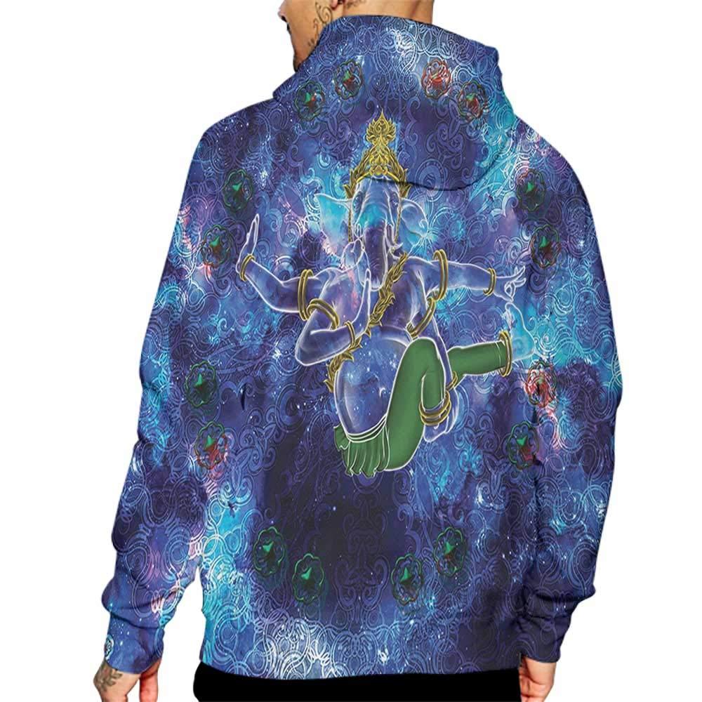 02bf86676822 Amazon.com  Hoodies Sweatshirt Men 3D Print Mystic