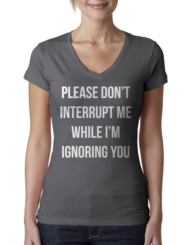 Retta Don T Interrupt Me While I M Ignoring You Shirts
