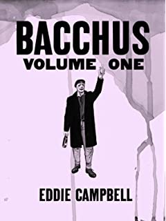 Bacchus Omnibus Edition Volume 1