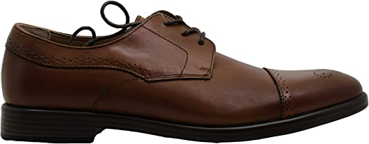 Amazon.com | Giorgio Brutini Mens Stance Fabric Cap Toe Penny Loafer, Brown 1, Size 10.5 | Loafers & Slip-Ons