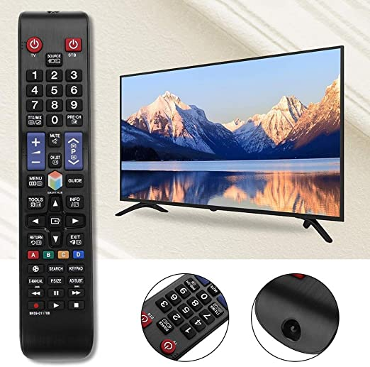 Asiright - Mando a Distancia Universal para televisor Samsung ...