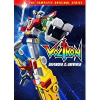 Deals on Voltron: Defender of the Universe: The Complete Series