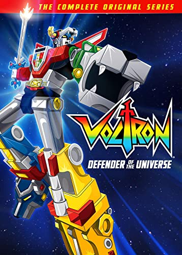 Defender of the Universe – The Complete Original Series DVD