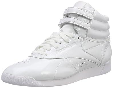 f6ab83ec8cfa3 Reebok Women s F S Hi Iridescent Gymnastics Shoes  Amazon.co.uk ...