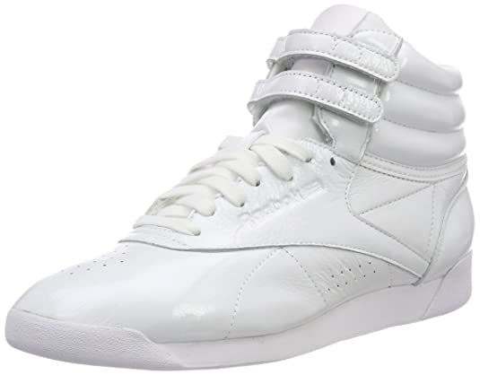 Womens F/S Hi Iridescent Gymnastics Shoes Reebok WM1YGXgN3