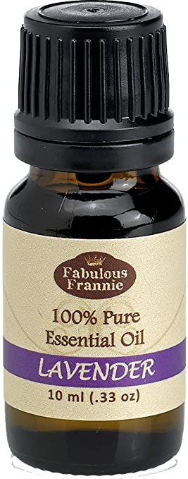 Fabulous Frannie LAVENDER 100% Pure, Undiluted Essential Oil Therapeutic Grade