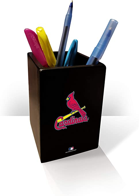 One Size 6 Pack Team Color Louis Cardinals Pencil MLB St