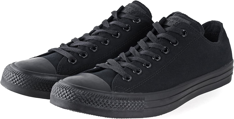 Converse CTAS Ox Basket Femme Noir Noir