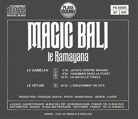 Resultado de imagen para bali le ramayana cd