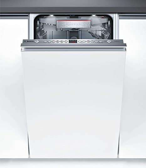 Bosch Serie 6 SPV66TX01E lavavajilla Totalmente integrado 10 ...