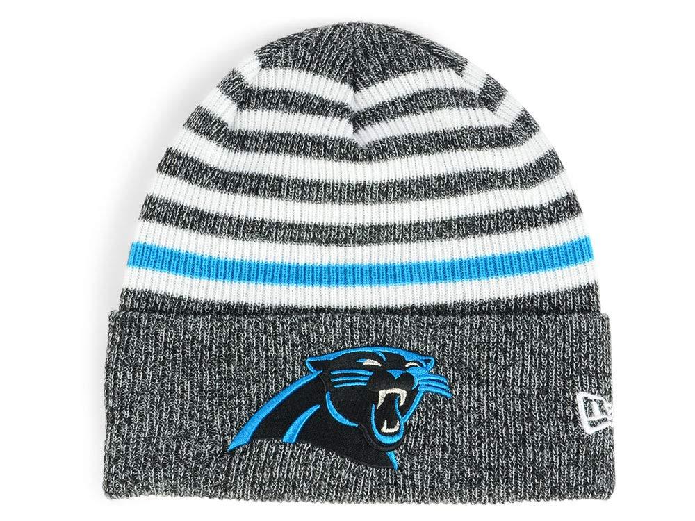 New Era NFL Striped Chill Classic Cuff Beanie Hat Cuffed Winter Football Knit Cap