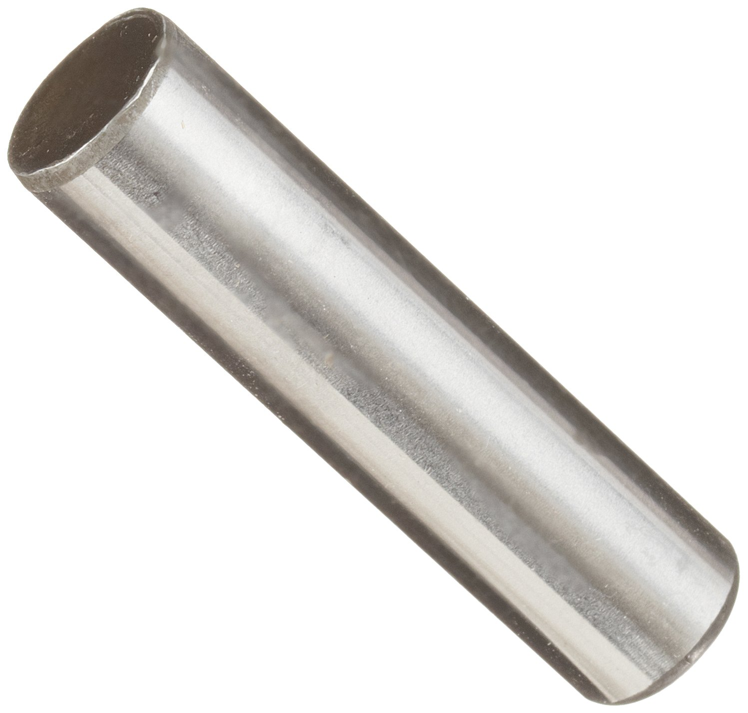Unbrako 1106609 Alloy Steel Hardened Ground Machine Dowel Pin, Plain Finish, Meets ASME B18.8.2, Standard Tolerance, 1/2'' Nominal Diameter, 2'' Length (Pack of 20)