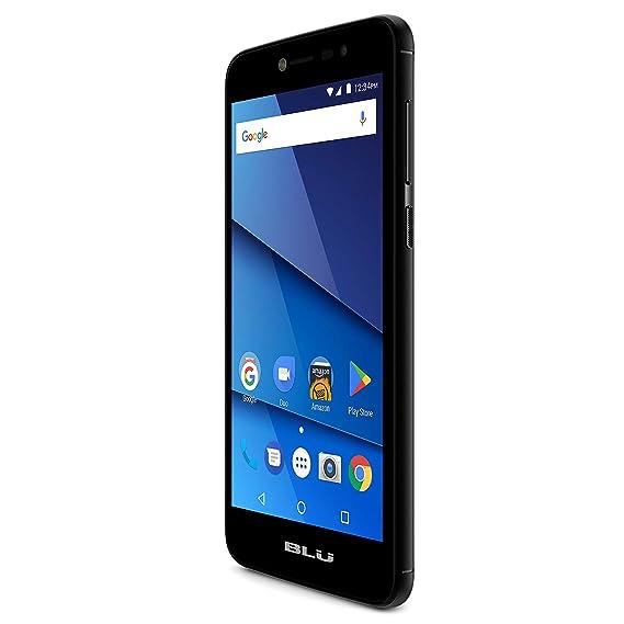 amazon com blu s750p black studio pro x8 hd 5 0 hd smartphone