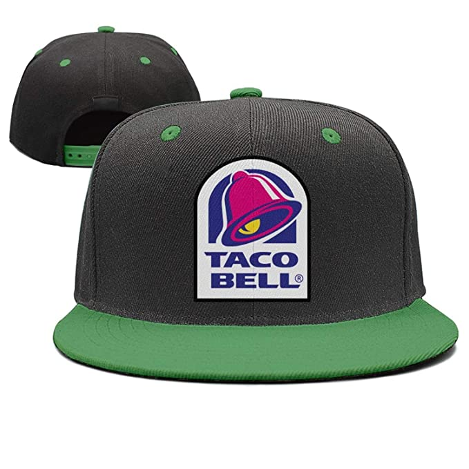 40a4187f72252 iorty rtty Caps Adjustable Style Taco-Bell-mild- Street Dancing Sun Hats