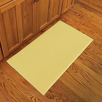 NoTrax Kitchen Comfort Kitchen Mat   Yellow