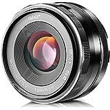 Meike 35mm f1.7 Large Aperture Manual Focus APSC Lens for Fujifilm X Mount Mirrorless Camera X-T3 X-H1 X-Pro2 X-E3 X-T1 X-T2 X-T4 X-T10 X-T20 X-A2 X-E2 X-E2s X-E1 X30 X70 X-M1 X-A1 XPro1,etc