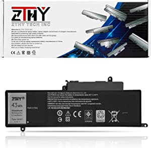 ZTHY New 43Wh GK5KY Battery for Dell Inspiron 11 3147 3148 3152 3157 Inspiron 13 7347 7348 7352 7353 7359 Inspiron 15 7558 P55F001 7568 P20T Laptop 04K8YH 4K8YH RHN1C 92NCT 451-BBKK 11.1V 3Cell