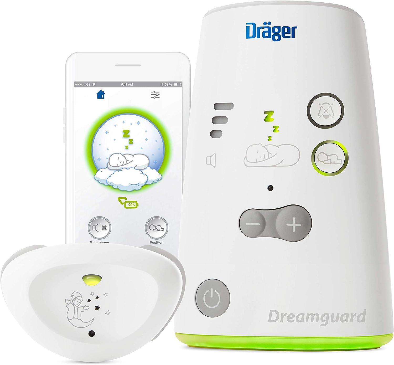 Dräger Dreamguard - Sensor de movimiento para bebés con ...