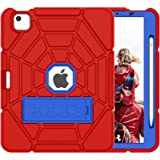 Grifobes New iPad Air 4th Generation 2020 Case, iPad 10.9 Case 2020 for Kids, Heavy Duty Shockproof Rugged Case with…