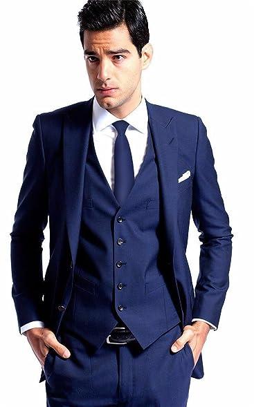 Custom Made Mens Wedding Tuxedos Groom Suits Bridal Best Man