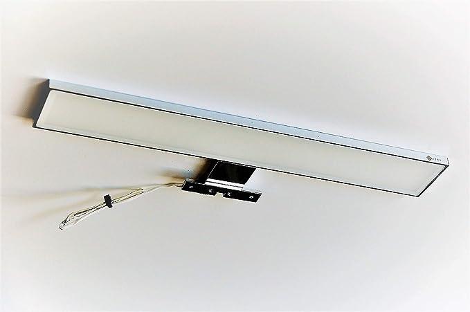 Anidea lampada applique led da specchio per bagno vela driver
