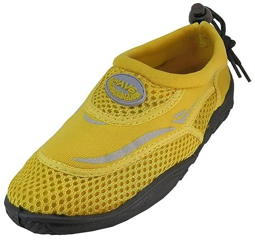 Cambridge Select Womens Mesh Quick Dry Toe Water Shoe