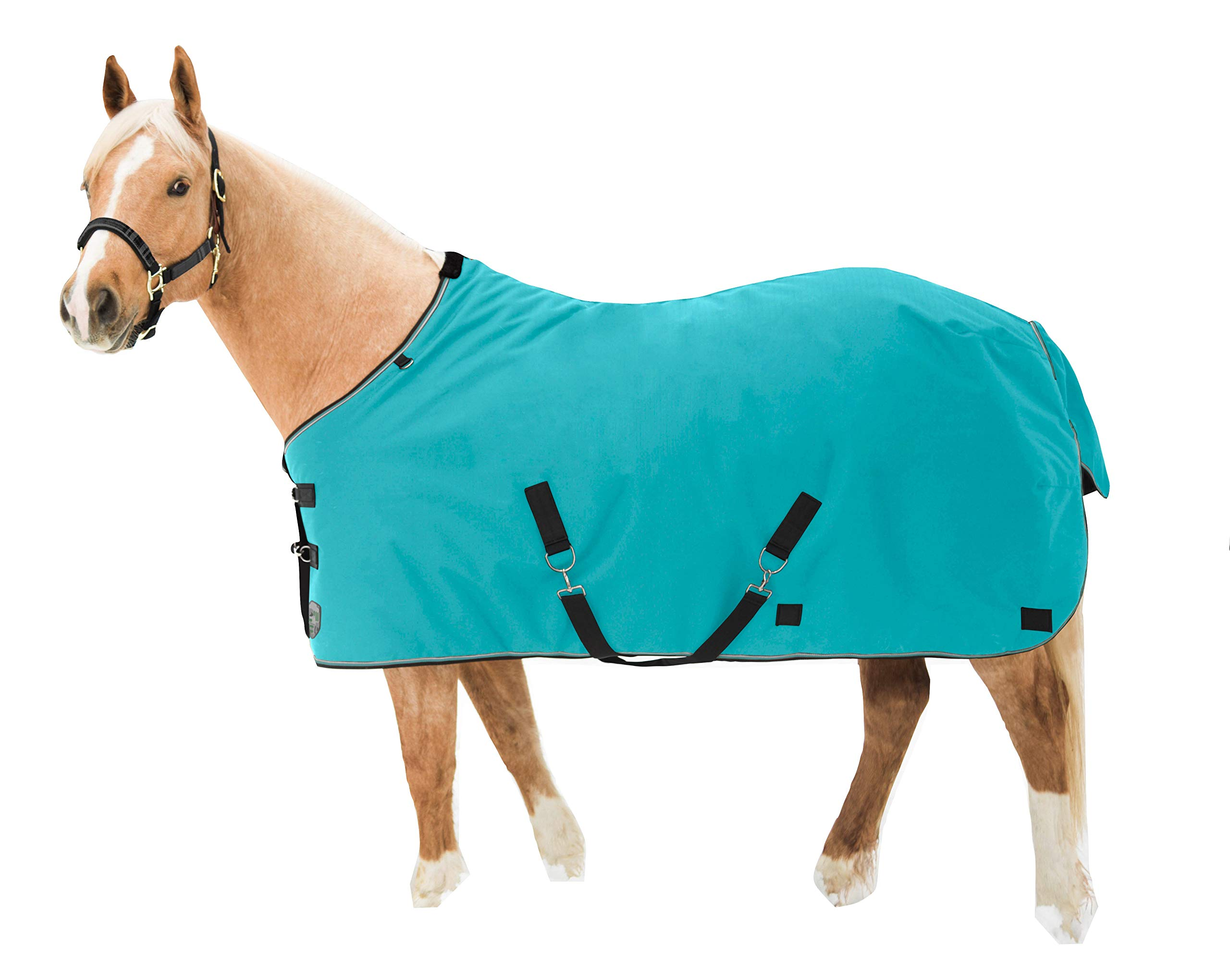 Kensington Protective Products All Around 1200D Waterproof Breathable Horse Rain Sheet