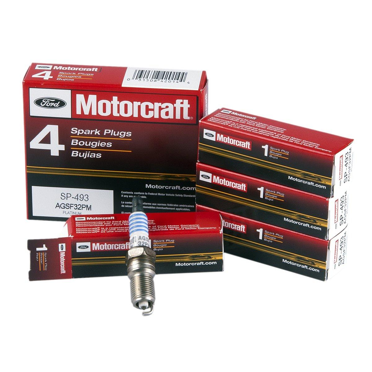 Amazon.com: 8pcs Ignition Coils DG512 & Motorcraft Spark Plugs SP493 Ford Lincoln Mercury fits UF-191 / DG-492 / DG-512 / DG-543 / UF191 / DG492 / DG512 ...