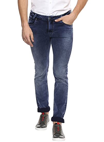 f7b4d61ee564 Mufti Men s Super Slim Jeans  Amazon.in  Clothing   Accessories