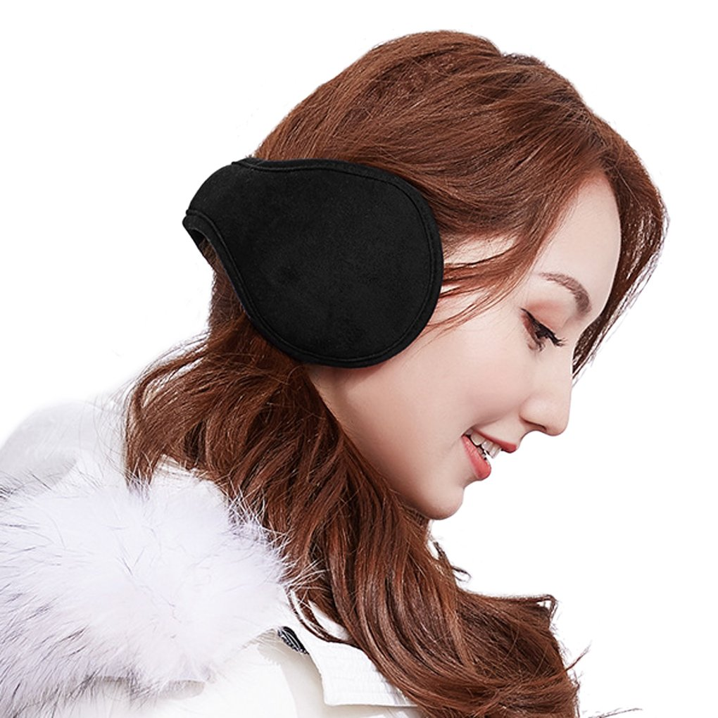 Women/'s Faux Fur Ear Muffs Warmer Plush Band Earmuffs Earlap 8 Colors Winter