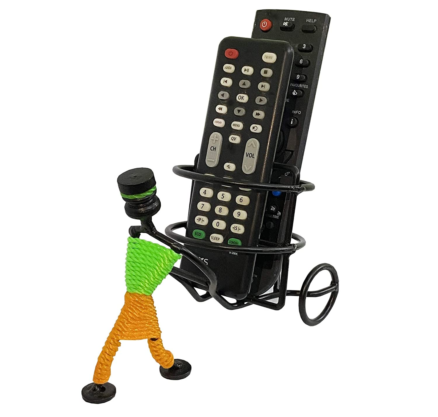 Metal Strong and Durable Remote Stand Remote Holder