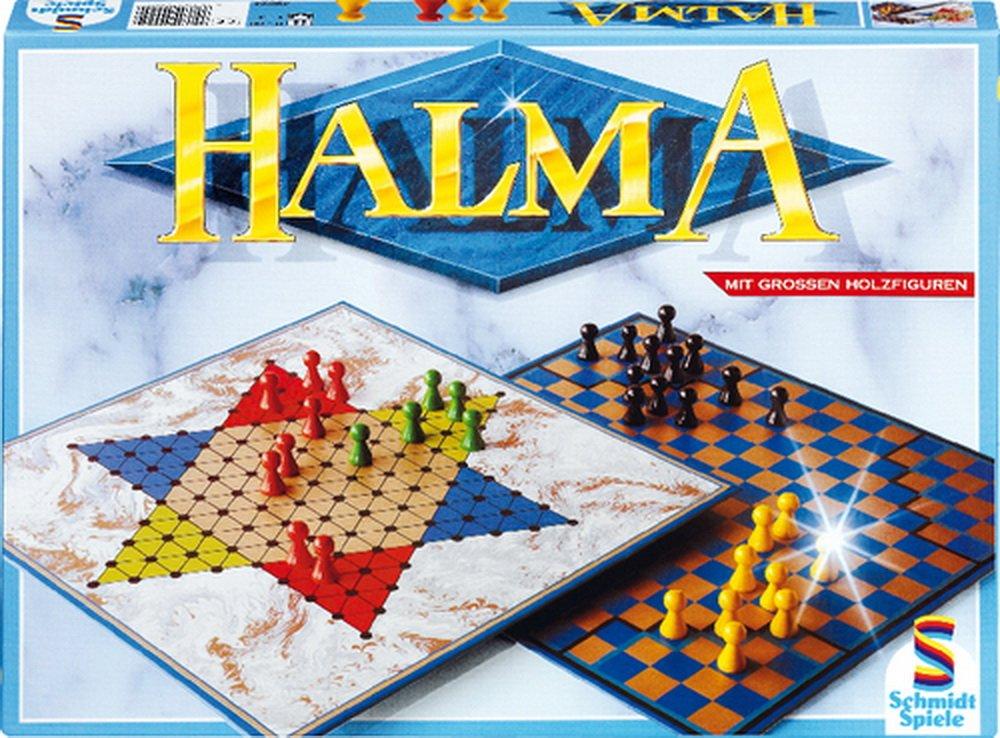 Schmidt Spiele 49024 - Halma