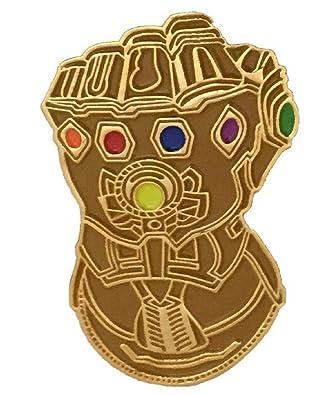 Amazon.com: Marvel Avengers Infinity Guante dorado de 1.4 ...