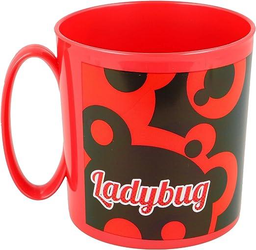 Stor Miraculous Ladybug | Taza para niños y niñas con diseño de ...