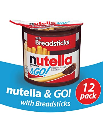 Ferrero Nutella & Go 52g (Pack de ...