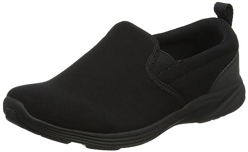 Vionic Kea, Zapatillas de Deporte para Mujer, Negro (Black BLK), 36 EU Vionic
