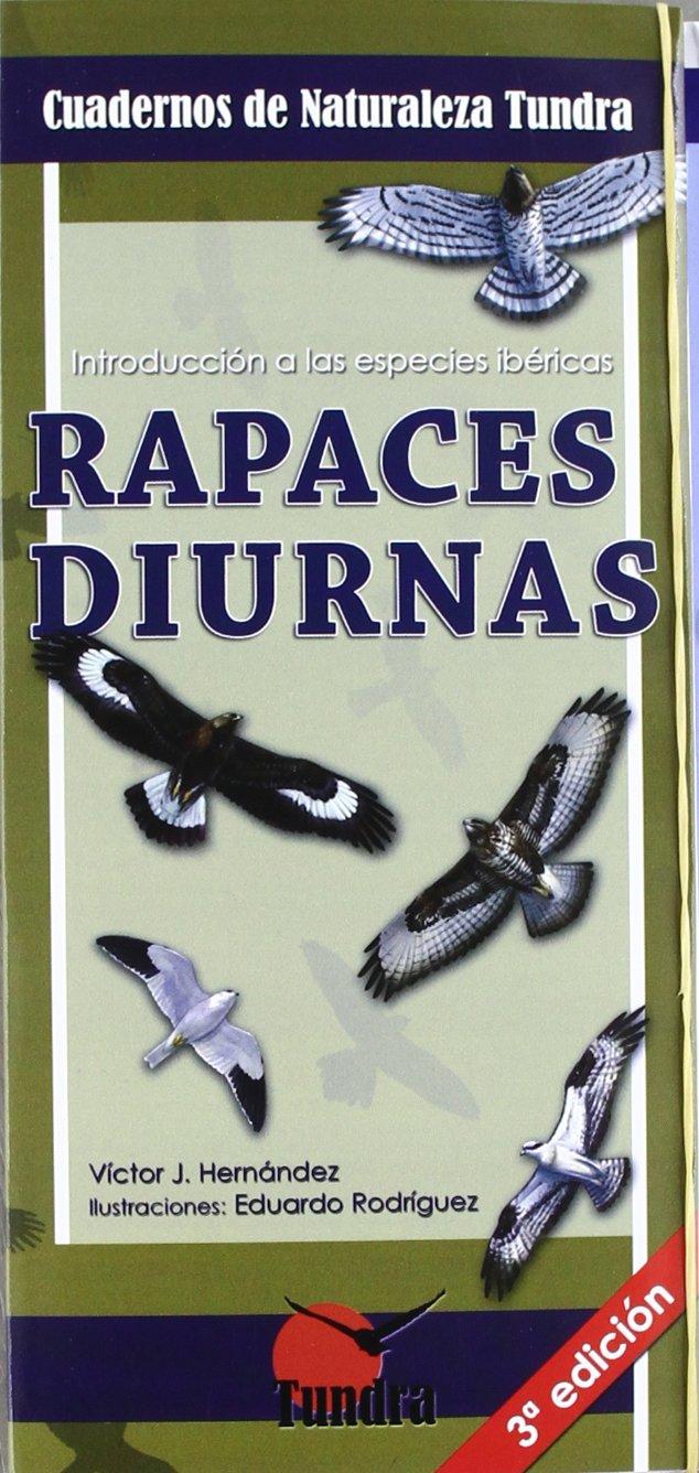 Rapaces Diurnas (Tríptico). Cuadernos De Naturaleza: Amazon.es: VV.AA.: Libros