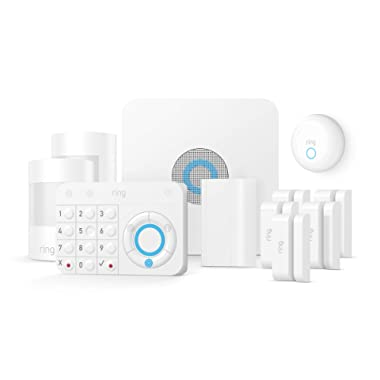 Ring Alarm Smoke & CO Kit – Home Security System with optional 24/7 Professional Monitoring – No long-term contracts – Works with Alexa